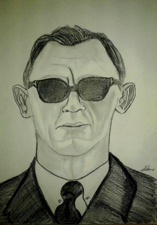 Daniel Craig by abdellah28